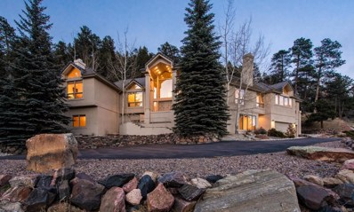 7026 Timbers Drive, Evergreen, CO 80439 - #: 7948063