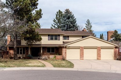 10885 E Crestline Place, Englewood, CO 80111 - MLS#: 7948868