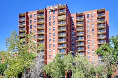 1301 Speer Boulevard UNIT 509, Denver, CO 80204 - MLS#: 7950024