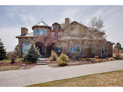 9610 Sara Gulch Circle, Parker, CO 80138 - MLS#: 7952467