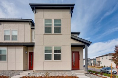 16076 E Warner Drive UNIT 8, Denver, CO 80239 - #: 7954764