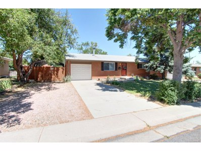 13675 E Dakota Avenue, Aurora, CO 80012 - MLS#: 7957272