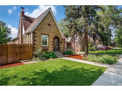1527 N Ivanhoe Street, Denver, CO 80220 - MLS#: 7960831