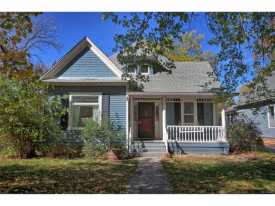 2104 N Tejon Street, Colorado Springs, CO 80907 - MLS#: 7961981