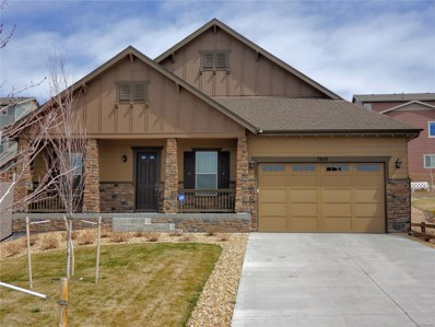 7930 S Flat Rock Way, Aurora, CO 80016 - #: 7968253