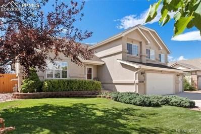 6694 Oasis Butte Drive, Colorado Springs, CO 80923 - MLS#: 7968461