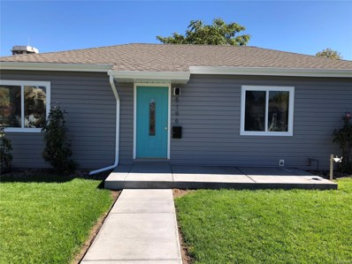5196 Clay Street, Denver, CO 80221 - MLS#: 7968626