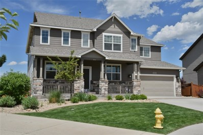 2482 Paint Pony Court, Castle Rock, CO 80108 - MLS#: 7968938