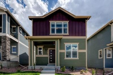 2419 Dorset Drive, Colorado Springs, CO 80910 - MLS#: 7973726