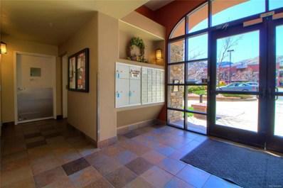 620 11th Street UNIT 103, Golden, CO 80401 - MLS#: 7974080
