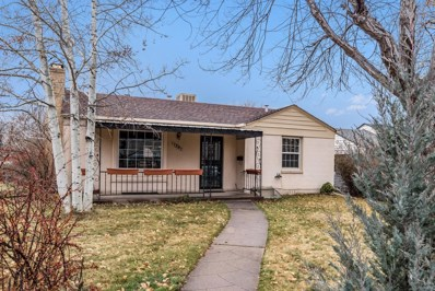 1301 Poplar Street, Denver, CO 80220 - #: 7977331