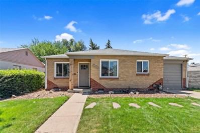 1445 Wabash Street, Denver, CO 80220 - #: 7977951