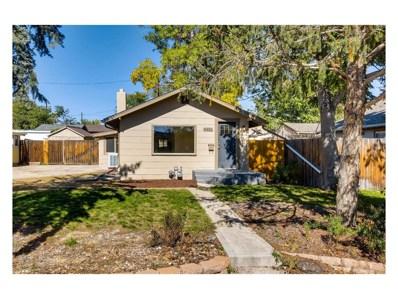 3461 W 48th Avenue, Denver, CO 80221 - MLS#: 7979234