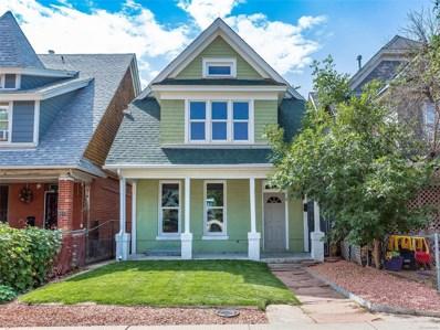 3649 N High Street, Denver, CO 80205 - MLS#: 7980051