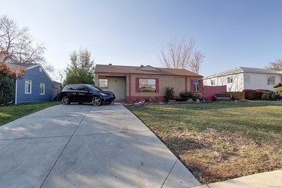 823 S Raritan Street, Denver, CO 80223 - #: 7980139