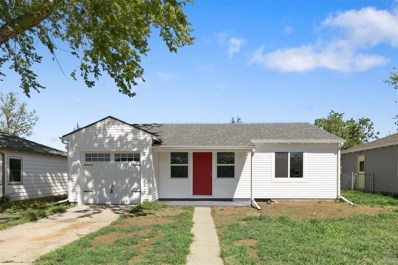 5150 Eliot Street, Denver, CO 80221 - MLS#: 7980928