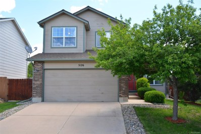 5126 Spotted Horse Drive, Colorado Springs, CO 80923 - MLS#: 7981940