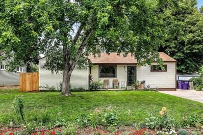 1745 S Umatilla Street, Denver, CO 80223 - MLS#: 7982307