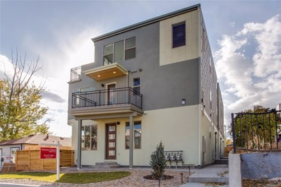 1225 Perry Street, Denver, CO 80204 - #: 7986596