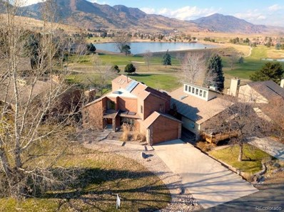 5373 Golf Course Drive, Morrison, CO 80465 - MLS#: 7990272