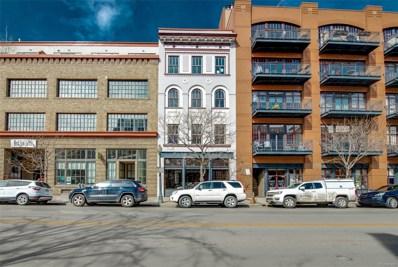 1441 Wazee Street UNIT 101, Denver, CO 80202 - #: 7990673