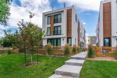 1824 Hooker Street, Denver, CO 80204 - #: 7991484
