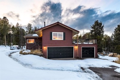 10001 Apache Spring Drive, Conifer, CO 80433 - #: 7991878