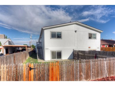 6632 Irving Street, Denver, CO 80221 - MLS#: 7992695