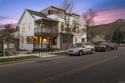 807 8th Street, Golden, CO 80401 - #: 7995769