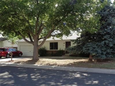3345 S Hannibal Street, Aurora, CO 80013 - MLS#: 7998205