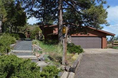 21888 Crestmoor Road, Golden, CO 80401 - #: 7999309