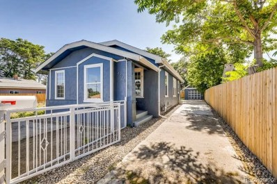 4026 Steele Street, Denver, CO 80216 - MLS#: 7999738