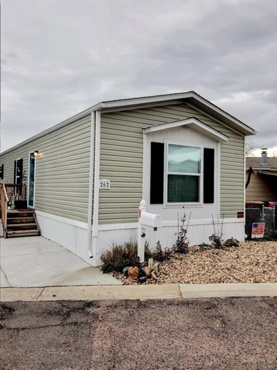 2000 W 92nd Avenue UNIT 262, Federal Heights, CO 80260 - #: 8001532