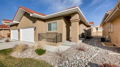 13832 Paradise Villas Grove, Colorado Springs, CO 80921 - MLS#: 8001677