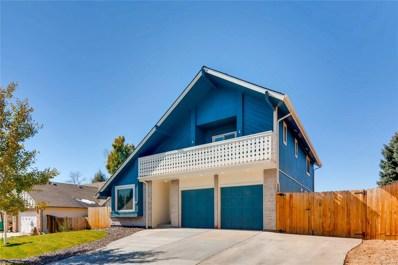 7637 S Newland Street, Littleton, CO 80128 - MLS#: 8006011