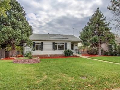 876 S Shoshone Street, Denver, CO 80223 - MLS#: 8006302