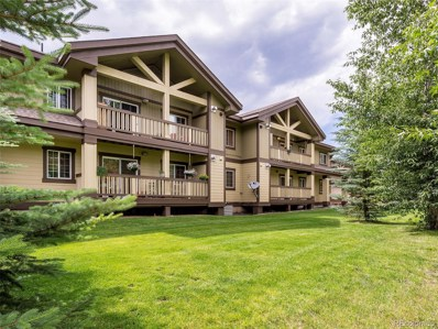 3370 Columbine Drive UNIT 104, Steamboat Springs, CO 80487 - #: 8007787