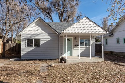 1376 Emporia Street, Aurora, CO 80010 - MLS#: 8007950