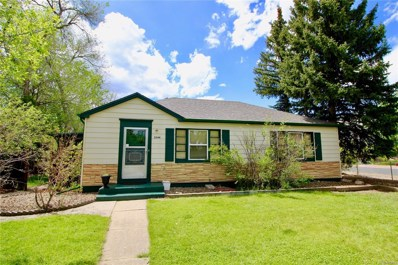 2544 Balboa Street, Colorado Springs, CO 80907 - MLS#: 8008548
