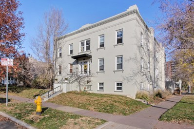 504 Pearl Street UNIT 1, Denver, CO 80203 - #: 8012856