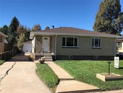 357 Zenobia Street, Denver, CO 80219 - MLS#: 8014259
