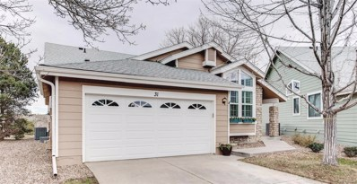 31 Sutherland Court, Highlands Ranch, CO 80130 - MLS#: 8016573