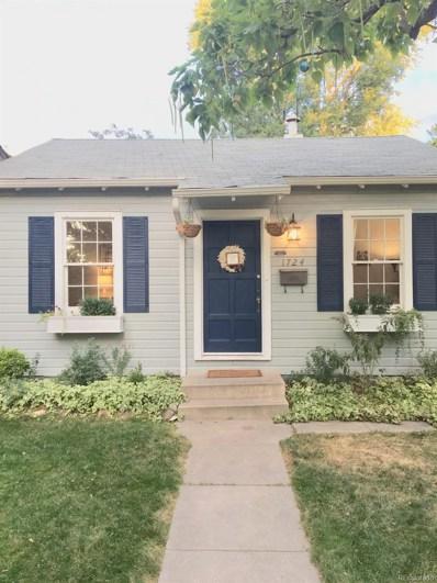1724 S Corona Street, Denver, CO 80210 - #: 8016886