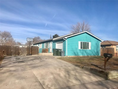 25 S Ingalls Street, Lakewood, CO 80226 - MLS#: 8017138