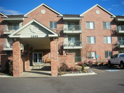 2895 W Riverwalk Circle UNIT 110, Littleton, CO 80123 - MLS#: 8021867