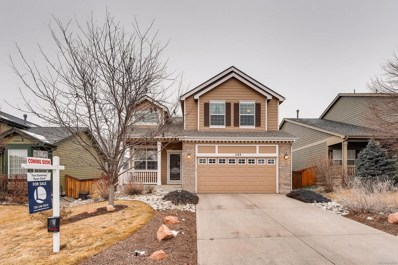 1125 Thornbury Place, Highlands Ranch, CO 80129 - MLS#: 8023771