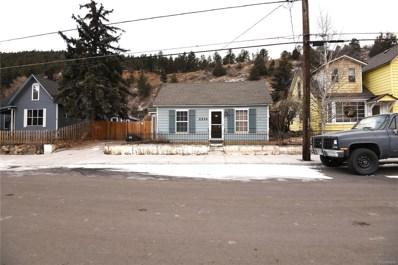 2214 Miner Street, Idaho Springs, CO 80452 - MLS#: 8023824