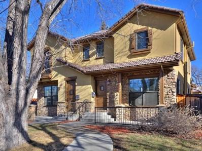 322 S Ogden Street, Denver, CO 80209 - #: 8025281