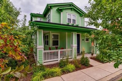 2218 Ulster Street, Denver, CO 80238 - MLS#: 8028390