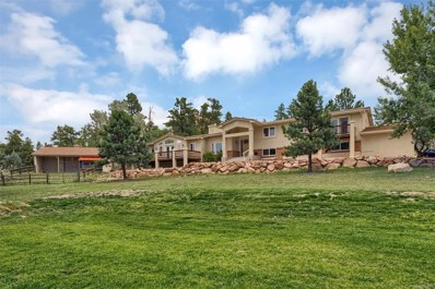 7320 Woodmen Mesa Circle, Colorado Springs, CO 80919 - MLS#: 8028447